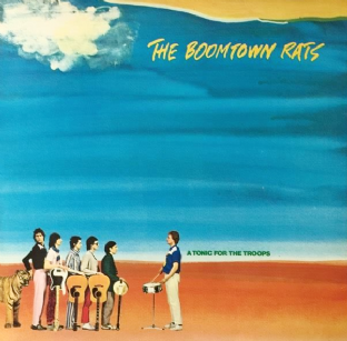 Boomtown Rats (The) ‎- A Tonic For The Troops (LP) (G-VG/VG)